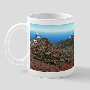 Roque de los Muchachos observatory, La  Mug