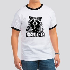 Excellent Raccoon Ringer T