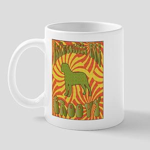 Groovy Bullmastiffs Mug