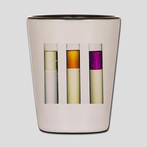 Halogen solutions Shot Glass
