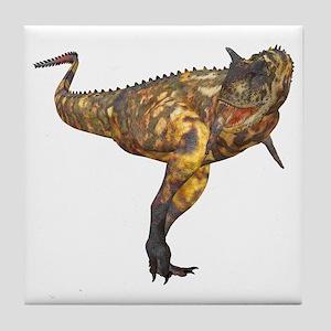 Carnotaurus Tile Coaster