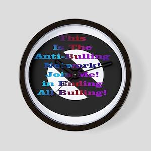 ABN2 Wall Clock