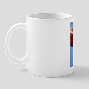Iron reacting with sulphur Mug