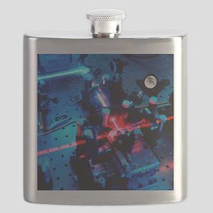Quantum cryptography equipment Flask