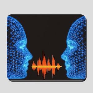 Speech Mousepad