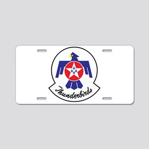 U.S. Air Force Thunderbirds Aluminum License Plate