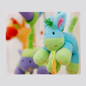 Stuffed toys Throw Blanket