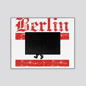 Berlin Flag Designs Picture Frame