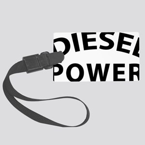 Diesel Power Large Luggage Tag