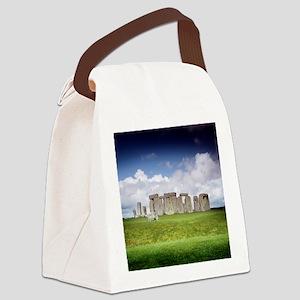 Stonehenge Canvas Lunch Bag