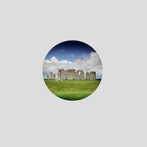 Stonehenge Mini Button