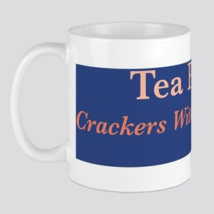 Tea Party Crackers w:o Borders :FenderF Mug
