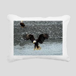 MP_Eagle_3 Rectangular Canvas Pillow
