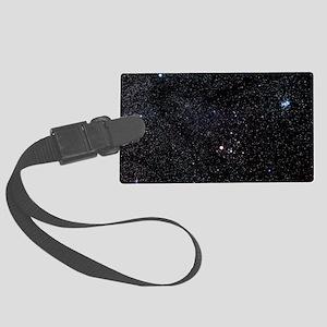 Taurus constellation Large Luggage Tag