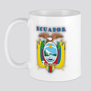 Ecuador Products v1 Mug