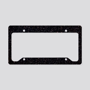 The Large and Small Magellani License Plate Holder