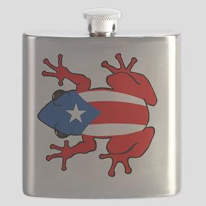 Puerto Rico - PR - Coqui Flask