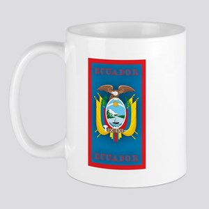 Ecuador Products v3 Mug