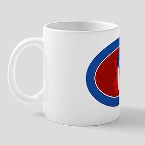 Puerto Rico - PR - Coqui Mug