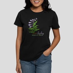 Hosta La Vista Women's Dark T-Shirt