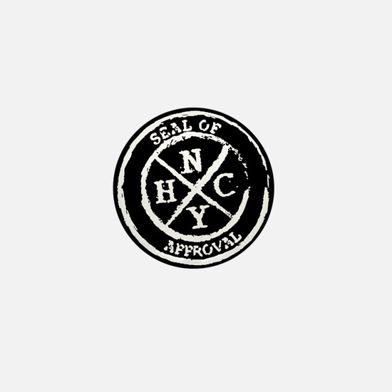 NYHC Seal of Approval Mini Button