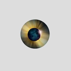 Total solar eclipse Mini Button