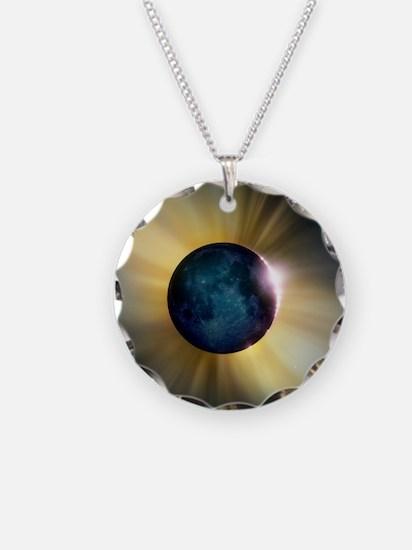 Total solar eclipse Necklace