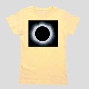 Total solar eclipse, 1999 Girl's Tee