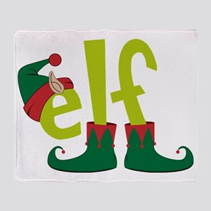 Elf Throw Blanket
