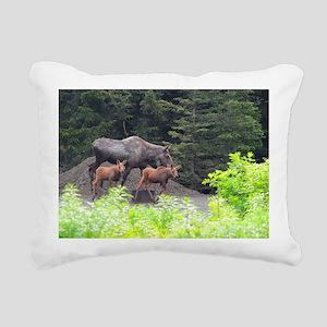 MP_Moose_2 Rectangular Canvas Pillow
