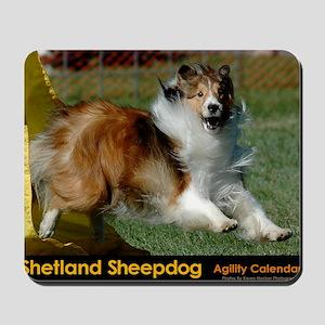 Shetland Sheepdog Cooper Mousepad