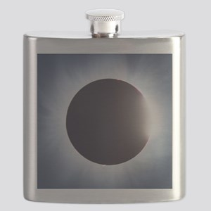 Total solar eclipse Flask