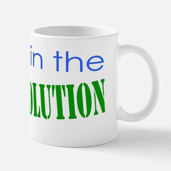 Join the evolution Mug