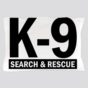 K-9 SAR Pillow Case