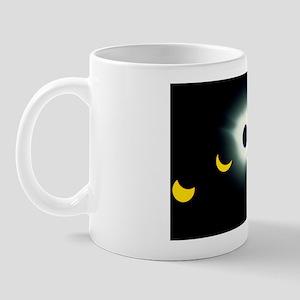Total solar eclipse, 1991 Mug