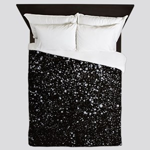 Cosmo Cathedral Sign 4 Back Queen Duvet