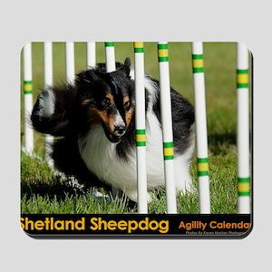 Shetland Sheepdog Jackpot Mousepad