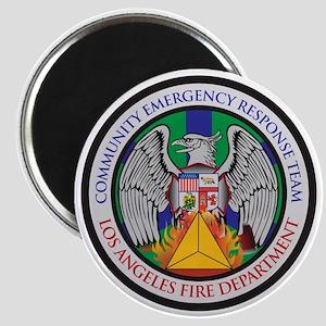LAFD-CERT-LA Logo - no white Magnet
