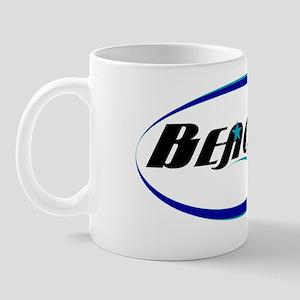 Beach Elite All Star Cheer Logo Mug