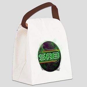 SAB WORLD Canvas Lunch Bag