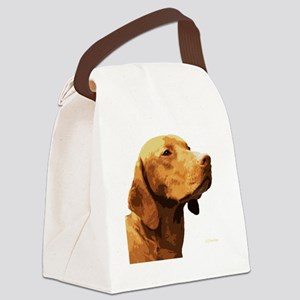 Vizsla Canvas Lunch Bag