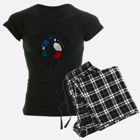 Made In Texas Pajamas