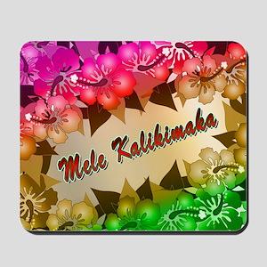 meleflowers218 Mousepad
