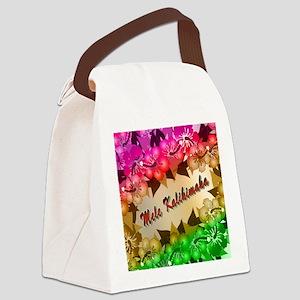 meleflowers218 Canvas Lunch Bag