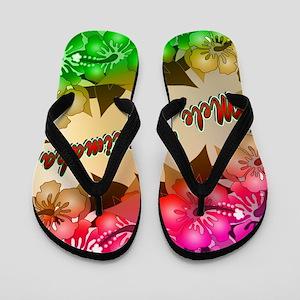 meleflowers218 Flip Flops