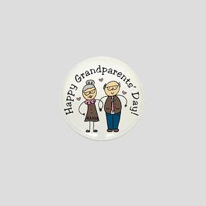 Grandparent's Day Mini Button