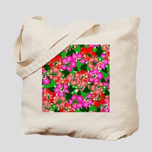 meleflowers2large-notype Tote Bag