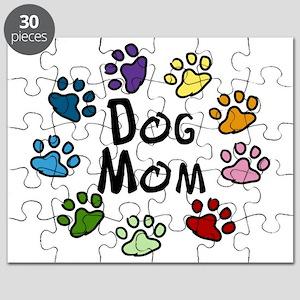 Dog Mom Puzzle
