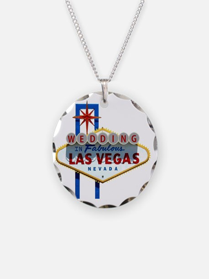 Wedding In Las Vegas Necklace