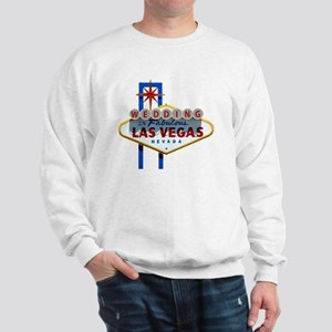 Wedding In Las Vegas Sweatshirt
